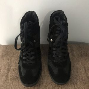 Coach Wedge Sneakers - authentic